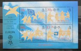 Poštovní známka Svatá Helena 2006 Evropa CEPT Mi# Block 40
