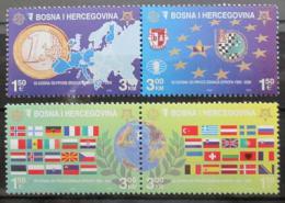 Poštovní známky Bosna a Hercegovina 2005 Výroèí Evropa CEPT Mi# 419-22