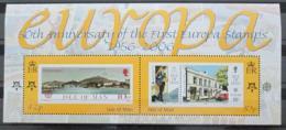 Poštovní známky Ostrov Man 2006 Evropa CEPT Mi# Block 57