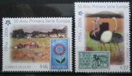 Poštovní známky Uruguay 2005 Evropa CEPT Mi# 2880-81