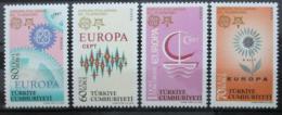 Poštovní známky Turecko 2005 Evropa CEPT Mi# 3487-90