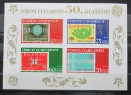Poštovní známky Turecko 2005 Evropa CEPT Mi# Block 58