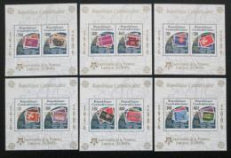 Poštovní známky SAR 2005 Evropa CEPT Mi# Bl 678-83 Kat 50€ - zvìtšit obrázek