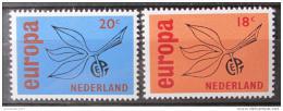 Poštovní známky Nizozemí 1965 Evropa CEPT Mi# 848-49