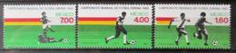 Poštovní známky Mexiko 1982 MS ve fotbale Mi# 1825-27