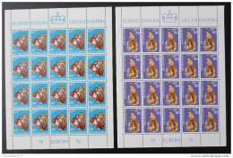 Poštovní známky Lichtenštejnsko 1976 Evropa Mi# 642-43 Kat 40€