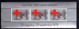 Poštovní známka Nizozemí 1978 Èervený køíž Mi# Block 18