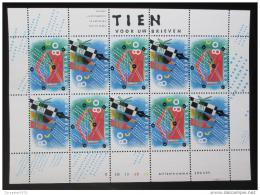 Poštovní známka Nizozemí 1993 Den psaní Mi# 1488-89