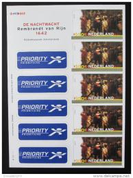 Poštovní známka Nizozemí 2000 Umìní, Rembrandt Mi# 1801