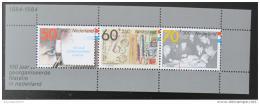 Poštovní známka Nizozemí 1984 Organizovaná filatelie Mi# Block 26
