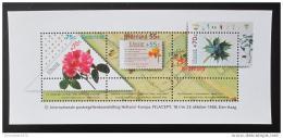 Poštovní známky Nizozemí 1988 FILACEPT výstava Mi# Block 31