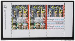 Poštovní známky Nizozemí 1981 Mezinárodní rok postižených Mi# Bl 23