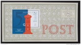 Poštovní známka Nizozemí 1999 Poštovní služby Mi# Block 61