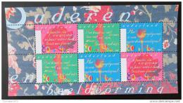 Poštovní známky Nizozemí 1997 Senioøi Mi# Block 53