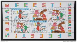 Poštovní známka Nizozemí 1998 Dìtské oslavy Mi# Block 58