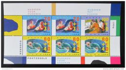 Poštovní známka Nizozemí 1996 Práce seniorù Mi# Block 48