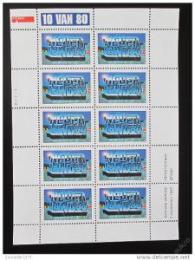 Poštovní známky Nizozemí 1997 Mládež ve filatelii Mi# 1630