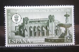 Poštovní známka Španìlsko 1967 Mezinárodní veletrh Mi# 1684