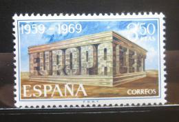 Poštovní známka Španìlsko 1969 Evropa CEPT Mi# 1808