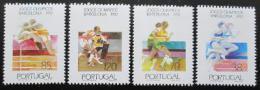 Poštovní známky Portugalsko 1992 LOH Barcelona Mi# 1936-39