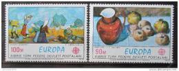 Poštovní známky Kypr Tur. 1975 Evropa CEPT Mi# 23-24
