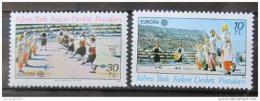 Poštovní známky Kypr Tur. 1981 Evropa CEPT Mi# 98-99