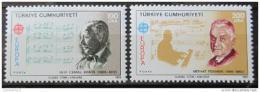 Poštovní známky Turecko 1985 Evropa CEPT Mi# 2706-07 Kat 28€