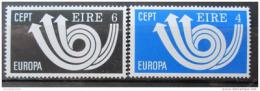 Poštovní známky Irsko 1973 Evropa CEPT Mi# 289-90