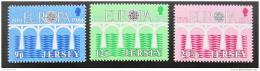 Poštovní známky Jersey 1984 Evropa CEPT Mi# 320-22