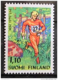 Poštovní známka Finsko 1979 MS v orientaèním bìhu Mi# 837