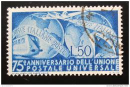 Poštovní známky Itálie 1949 Výroèí UPU Mi# 772