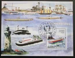 Poštovní známky Guinea-Bissau 2006 Lodì Mi# 3325