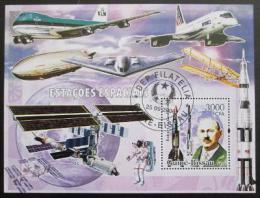 Poštovní známka Guinea-Bissau 2006 Letectví a vesmír Mi# 3343 - zvìtšit obrázek
