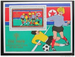 Poštovní známka KLDR 1979 Mezinárodní rok dìtí Mi# Block 67