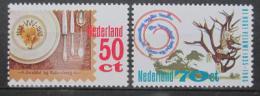 Poštovní známky Nizozemí 1985 Turismus Mi# 1264-65
