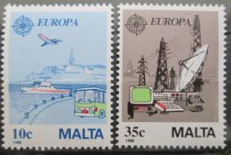 Poštovní známky Malta 1988 Evropa CEPT Mi# 794-95
