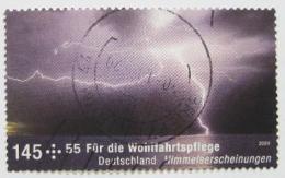 Poštovní známka Nìmecko 2009 Blesk Mi# 2710