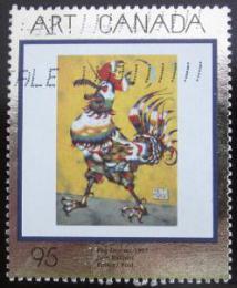 Poštovní známka Kanada 1999 Umìní Mi# 1781