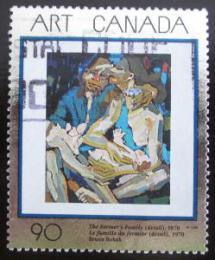 Poštovní známka Kanada 1998 Umìní Mi# 1708