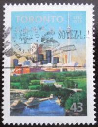Poštovní známka Kanada 1993 Toronto Mi# 1373