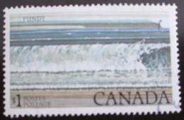 Poštovní známka Kanada 1979 Národní park Fundy Mi# 715