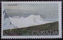 Poštovní známka Kanada 1979 Národní park Kluane Mi# 726