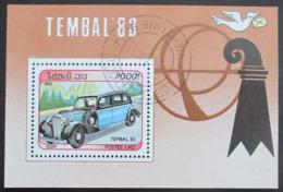 Poštovní známka Laos 1983 Auto Maybach Mi# Block 95
