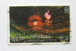 Poštovní známka Hongkong 1983 Èínský ohòostroj Mi# 417