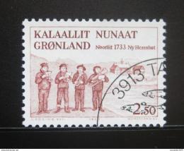 Poštovní známka Grónsko 1983 Založení Herrnhutu Mi# 146