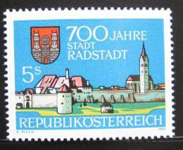Poštovní známka Rakousko 1989 Radstadt Mi# 1955