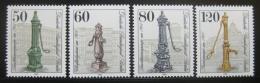 Poštovní známky Západní Berlín 1983 Poulièní pumpy Mi# 689-92 Kat 8€