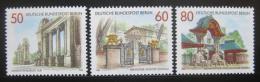 Poštovní známky Západní Berlín 1986 Brány a portály Mi# 761-63 Kat 5.50€