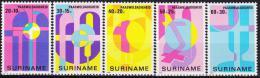 Poštovní známky Surinam 1980 Velikonoce Mi# 896-900