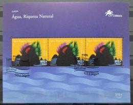 Poštovní známky Azory 2001 Evropa CEPT Mi# Block 21